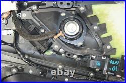 09-15 NISSAN GTR R35 DRIVERS LEFT LH DOORCARD DOOR CARD With WINDOW CONTROL BOSE