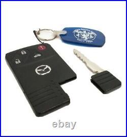 2004 11 Mazda Rx-8 Mx-5 Smart Card Key Fob Remote Control Oem