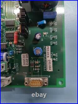 Agie ELW 28 PEC-01 Control Card 629953.1
