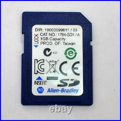 Allen-Bradley 1769-L24ER-QB1B EtherNet/IP PLC CompactLogix Controller with SD Card