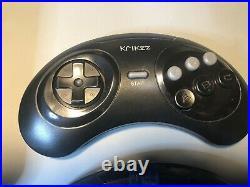 Analogue Mega SG + 2x Krikzz Joyzz Controller + 256 GB SD Card EXCELLENT SHAPE