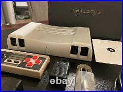 Analogue Nt Mini + 8BitDo NES30 Wireless Controller + Jailbreak 2.0 SD Card