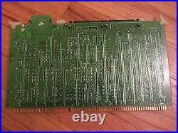 Bendix Dynapath Compumill 4201081F Auxiliary Control Card Vertical Delta 20 CNC