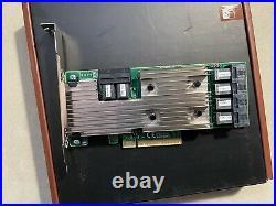 Broadcom LSI 9305-24i PCI-E 3.0 12Gb Controller Card Host Bus Adapter HBA ZFS