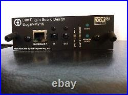 DAN DUGAN MY16 Professional 16-Channel Automatic Mixing Controller Card, USA