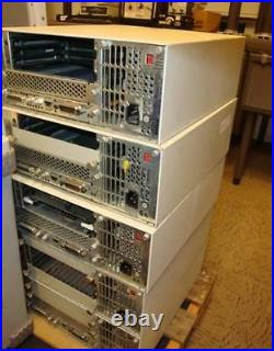 DAgilent/HP 9000 / 300 Mainframe Controllers Lot of (4) FOUR Card slots empty