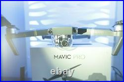 DJI MAVIC PRO 4k Drone with Remote Controller, Battery, Memory Card