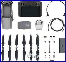 DJI Mavic 2 Pro Drone +Smart Controller +Fly-More Kit +Protector Case +SD card