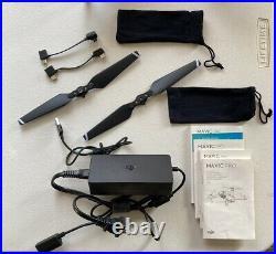DJI Mavic Pro with Controller, Cases, 16GB SD card & more See description