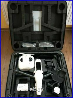 DJI inspire 1 Zenmuse X3 with sd 32GB card battery controller charger case