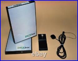 Dexis 601P Dental Digital X-Ray Sensor + PC Card + Control Box 32-Bit