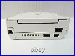 Dreamcast Console System HKT-3000 2Controller Memory Card 1 Game japan