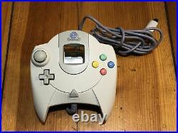 Dreamcast / VGA Kabel / Upscaler / 2 Controller / Mem Card / DC-X
