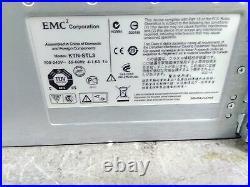 EMC KTN-STL3 Storage Array 2x 6Gb SAS Controller Cards NO Hard Drives