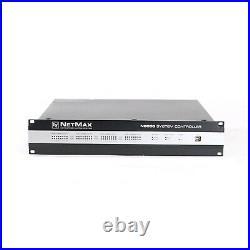 Electro-Voice Netmax N8000 Digital Matrix Controller EV with Dante Network Card