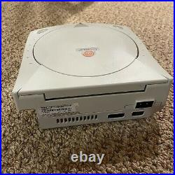 GDEMU Sega Dreamcast Console with 32gb SD Card, Controller & Cables