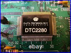 GaSonics Data Technology DTC2280 16-bit ISA IDE Control Card Used