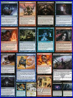 Grixis Control Flashback Kess Commader Deck EDH Magic Cards MTG Ready-to-Play