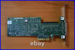 HP LSI LSI20320IE SCSI PCI-E Controller Card Host Bus Adapter 439946-001