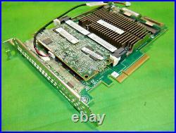 HP Smart Array P840 4GB FBWC Controller 761880-001 Card 726815-001 w795678-001