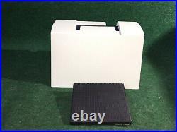 Husqvarna Viking 990 Sewing Machine, Case, 2 Stitch Cards, Ft Control & Feet