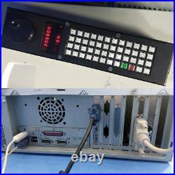KUPER MOTION CONTROL SYSTEM Kuper2001 Card, Jog Box, DOS PC, Monitor, Manual
