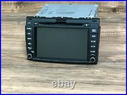 Kia Oem Sportage Front Navigation Radio Stereo Headunit Screen Monitor 2010-2013