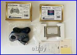 Mega Sega Saturn Konsolen Set Memory Card Ovp Controller Ovp Japan