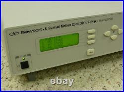 Newport ESP300 Motion Controller / Driver, 3-Axis, GPIB, 3-Amp Cards