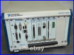 Ni National Instruments Pxi-7340 Pxi 7340 Motion Controller Digital I/o Card