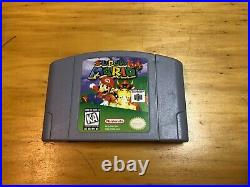 Nintendo 64 Bundle Two Controllers, Memory Card, Tremor Pak and Six Games