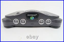 Nintendo 64 Console Bundle Controller, Cables, Games, and Memory Card