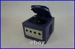 Nintendo GameCube Console Bundle DOL-001 w Controller & Memory Card
