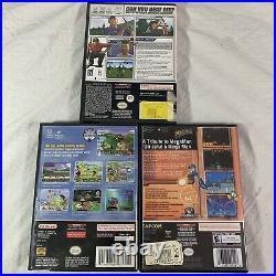 Nintendo GameCube Console Bundle Super Smash Bros Melee Mem Card 2 Controllers