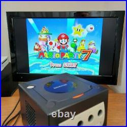 Nintendo GameCube, GC Loader GCLOADER, 64gb Sd card, sd2sp2 Custom Controller