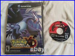 Nintendo GameCube Pokemon XD Limited Edition + Game + Controller + Memory Card
