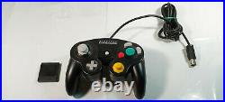 Nintendo GameCube Silver Console Bundle 5 Games 1 Controller Memory Card Tested