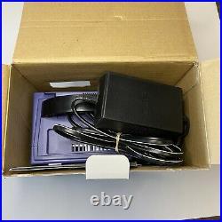 Nintendo GameCube System Console In Box Indigo DOL-001 Memory Card Controller