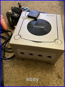 Nintendo Gamecube Bundle Includes Console, Games, Memory Cards And Controllers