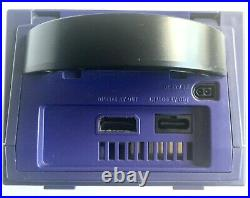 Nintendo Purple Gamecube Console With 4 Games, Memory Card, Controller & Cords