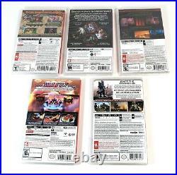 Nintendo Switch Console, 5 Games, 256Gb MicroSD card, Mario Wireless Controller
