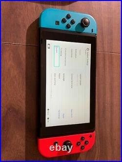 Nintendo Switch Console (Neon Joy-Cons) + Wireless Controller + 128 GB SD Card