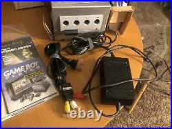 Nintendo gamecube console super lot, 15 Games, 3 Controllers, Memory Card + more