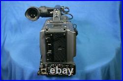 Panasonic AG-HPX500P With Rear Focus Control P2 Cards Fujinon XA17x7.6BRM-M58B