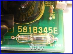 Panasonic MSD261Y82 Controller Assembly PCB Card 581B357C 581B345E TEL ACT8 Used