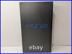 PlayStation 2 PS2 SCPH-50001 Console Bundle Controller Cables 5 Games Mem Card