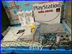 PlayStation Console SCPH-7000 Japan NTSC-J with box controller memory card AC