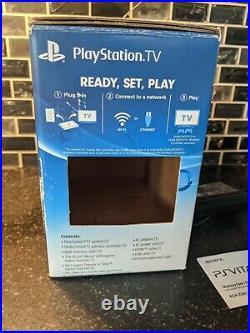 PlayStation TV VTE-1001 8GB Memory Card PS3 Controller PS Vita PSTV