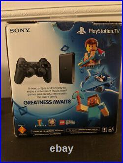 PlayStation TV VTE-1001 8GB Memory Card PS3 Controller PS Vita PSTV RARE