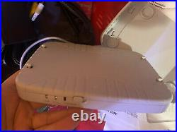 PsOne Ps1 Combo With LCD Screen SCPH-101 Charger + controller + memory cards